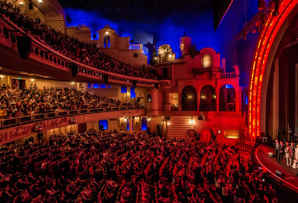 Boma Momentum will be held on Jan. 27, 2020, at The Grand Rex in Paris.