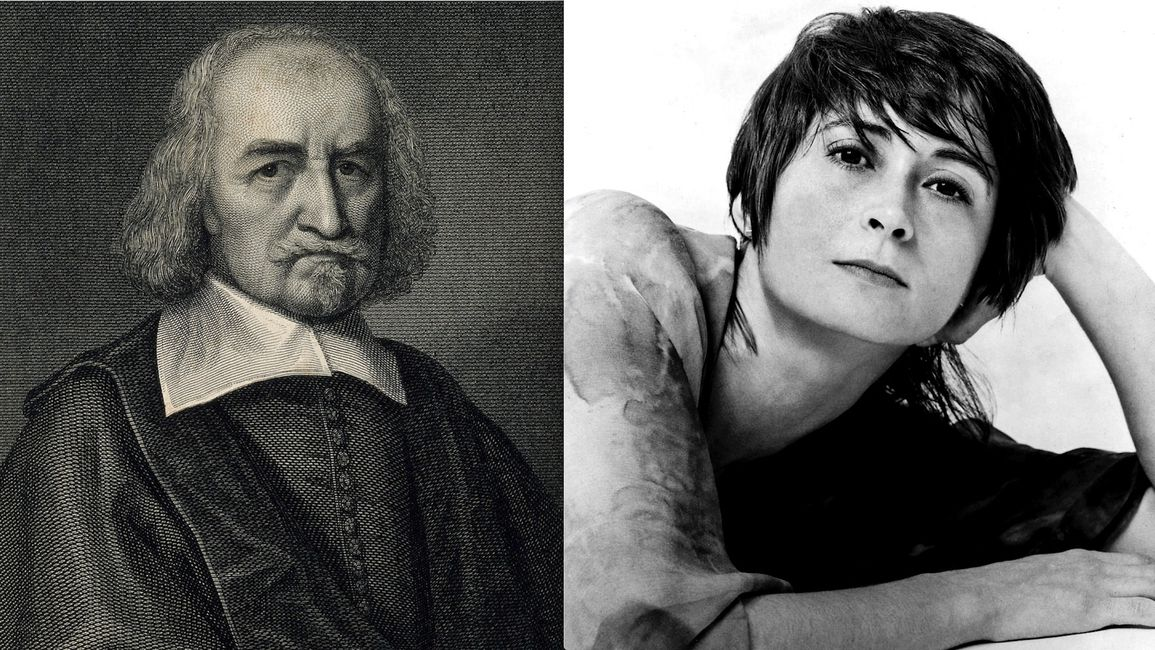 The 17th Century philosopher Thomas Hobbes and 21st Century choreographer Twyla Tharp both grappled with rapid change.