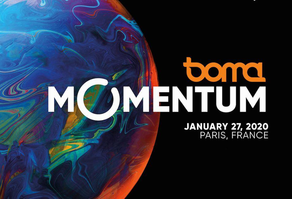 Boma Momentum: January 27, 2020 in Paris