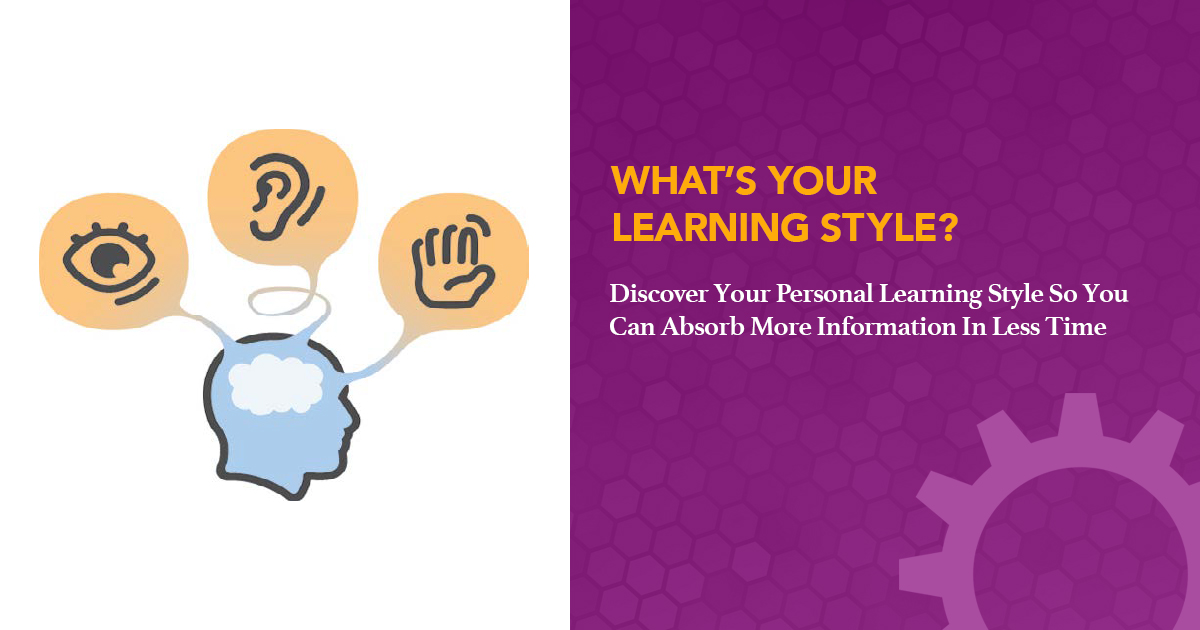 what are the 4 types of learning styles