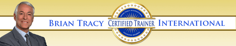 Brian Tracy Certification Trainer