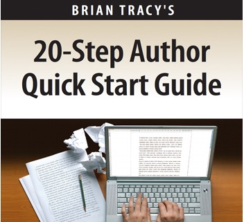 brian tracy how to write a book