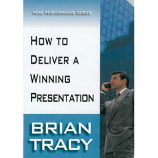 how to speak in public training program by Brian Tracy