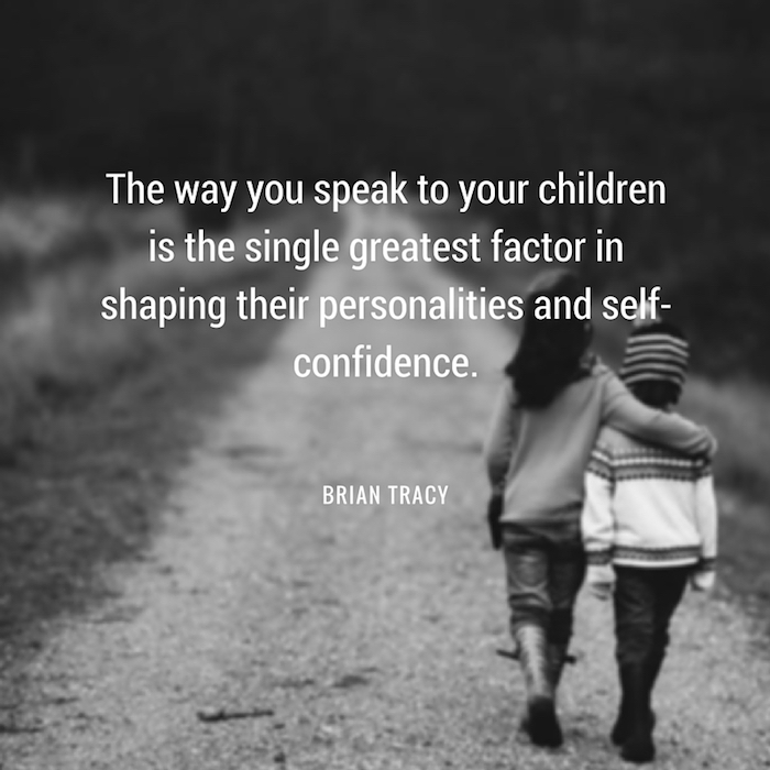 Raising Children 3 Rules To Raise Self Confident Children