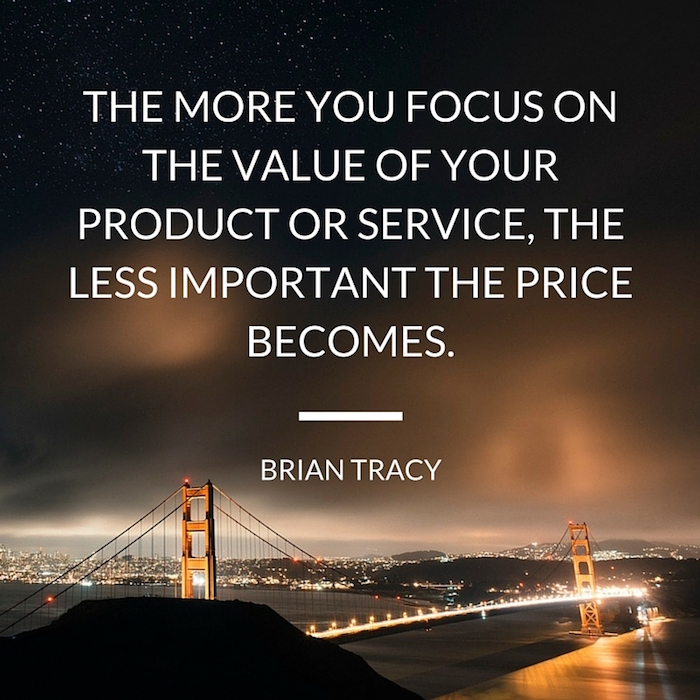 Value-of-product-brian-tracy-quote