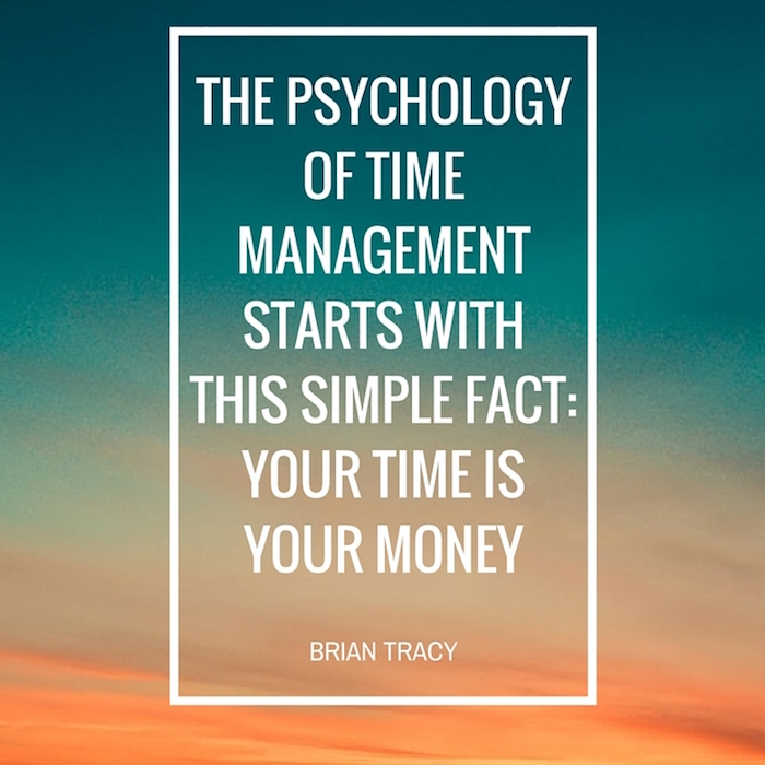 Time Management Quote: 3 Tips To Achieve Work-Life Balance