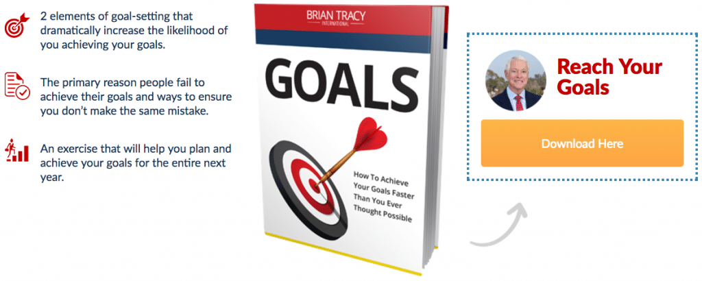 Brian Tracy's 14-step goal-setting guide