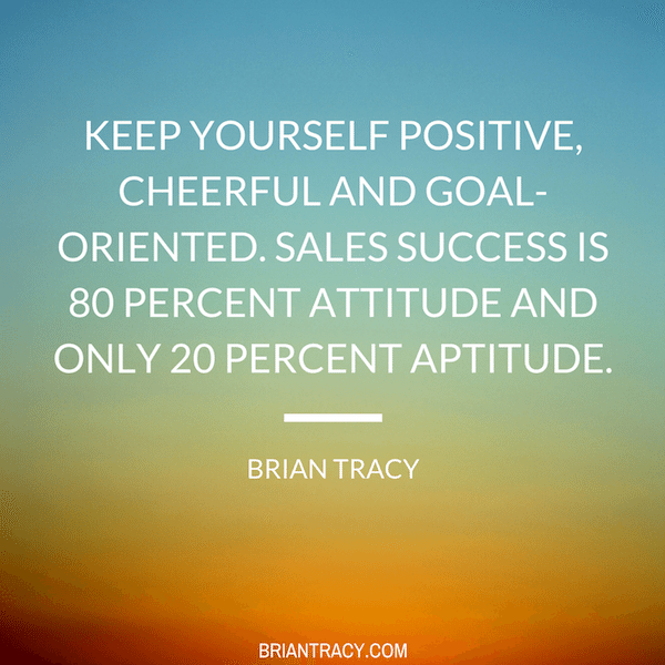 Motivational Quotes For Sales Entrancing 30 Motivational Sales Quotes To Inspire Success  Brian Tracy