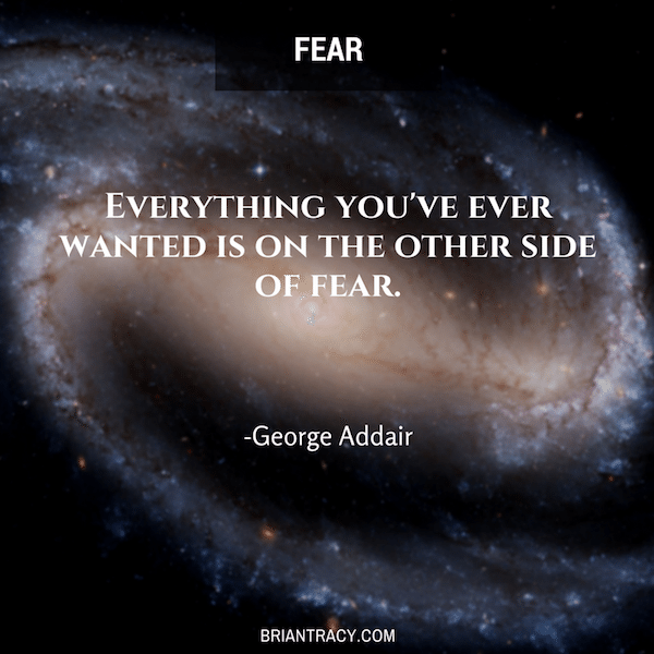 Image result for everything we ever wanted is on the other side of fear image