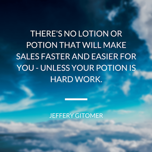 Jeffery Gitomer Motivational Sales Quotes