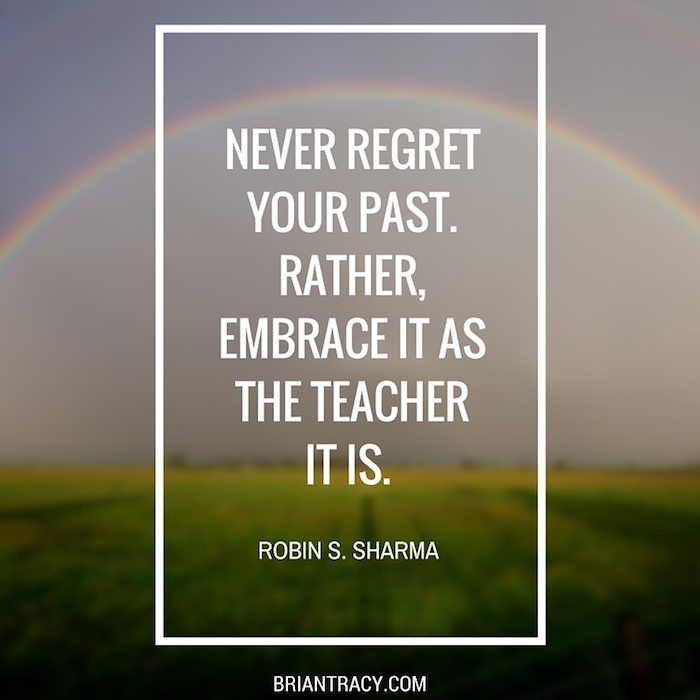How To Live Your Life Without Regret