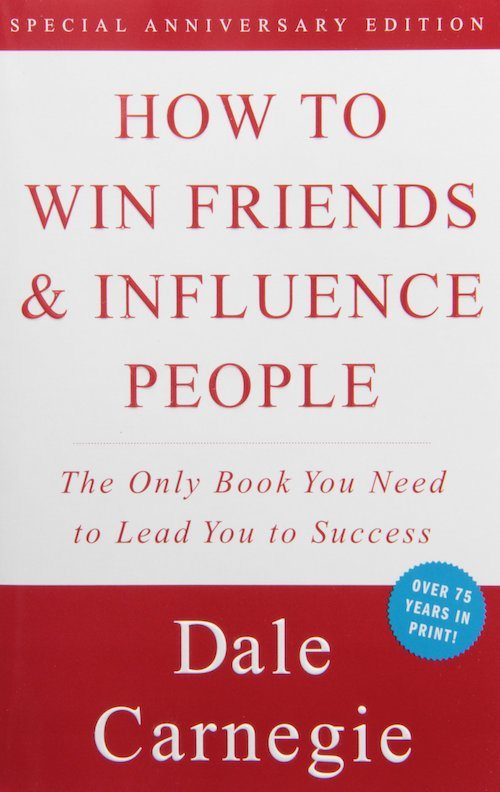 best sales books how to win friends and influence people