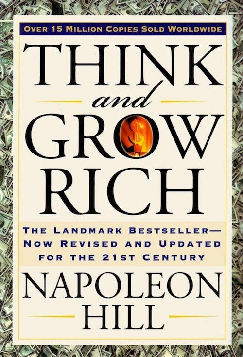 best sales books think and grow rich