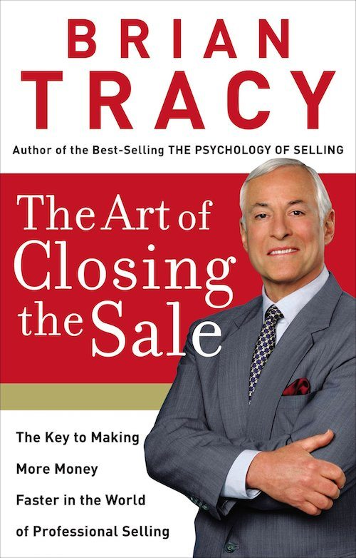 best sales books the art of closing the sale