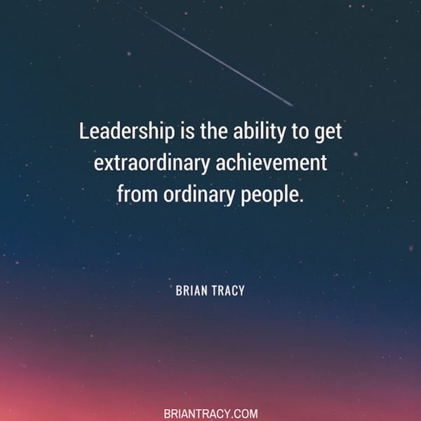 Leadership Quotes Leadership is The
