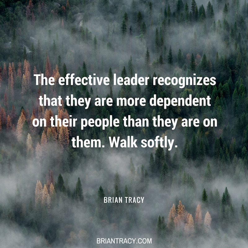 Leadership Quotes The Effective Leader