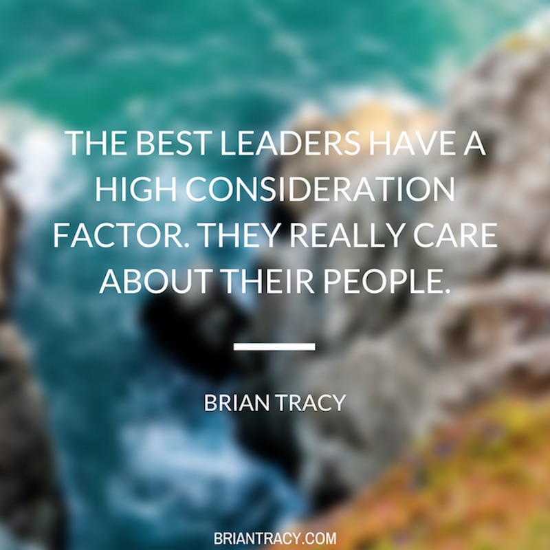 20 Brian Tracy Leadership Quotes For Inspiration