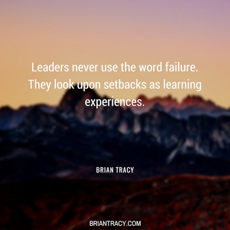 Motivational Quotes For Sports Teams: 20 Brian Tracy Leadership Quotes For Inspiration