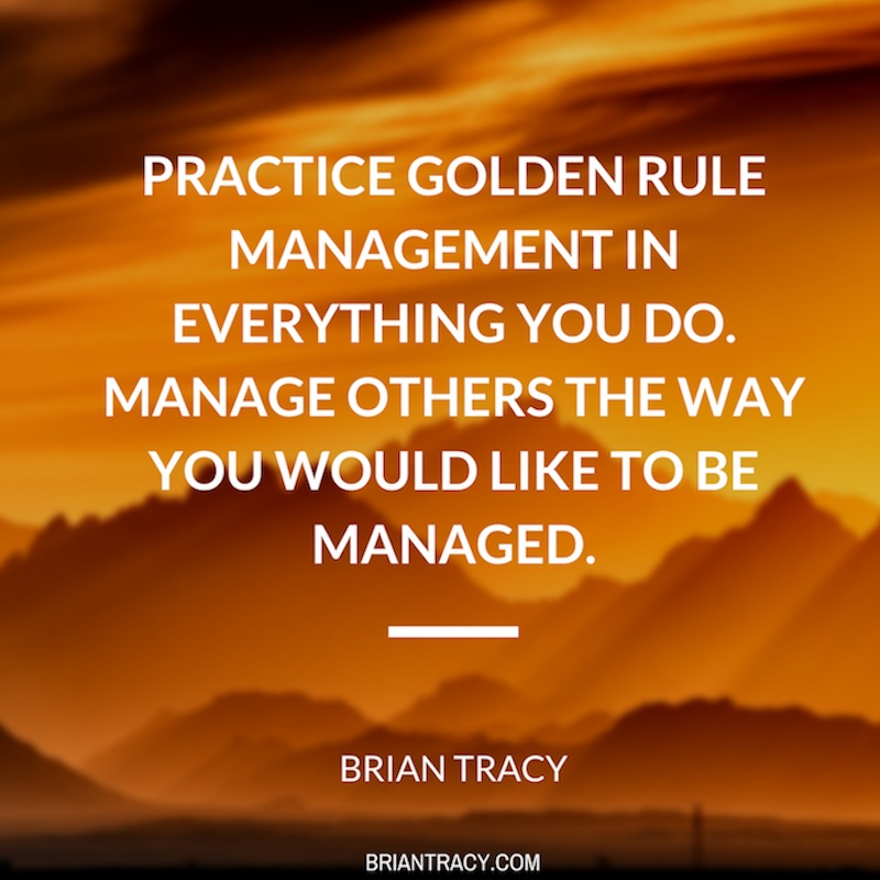 Leadership Quotes Practice Golden Rule