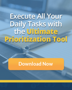 free offer for Brian Tracy's abcde prioritization checklist