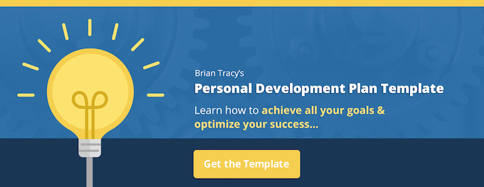 Personal Development Plan Examples Templates For Success