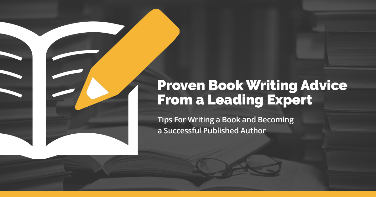 Write A Book With Help From BestSelling Author Brian Tracy