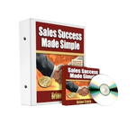 training kit with 14 cds and 114-page workbook, Sales Success Made Simple