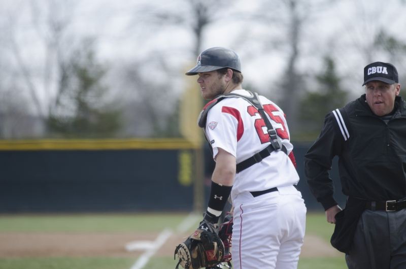 BASEBALL: Cardinals eliminated from conference tournament