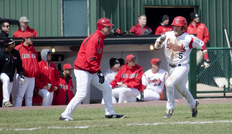 BASEBALL: Cardinals comeback falls short, lose to Butler