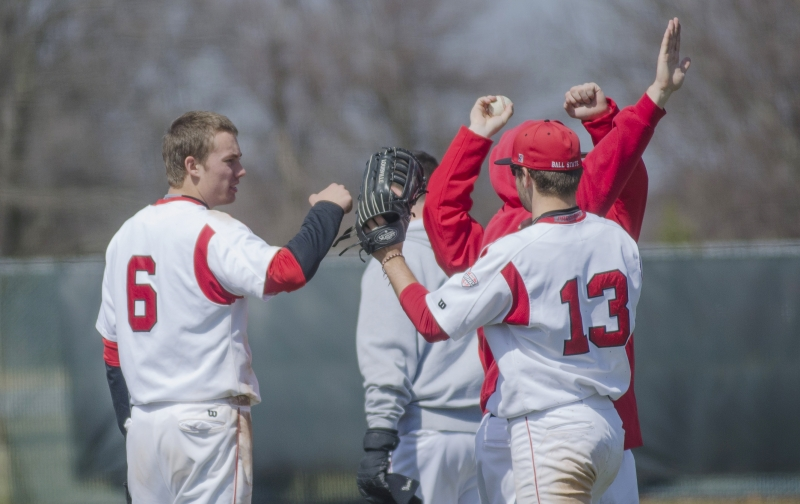 Ball State defeats High Point, earns 1st win of season