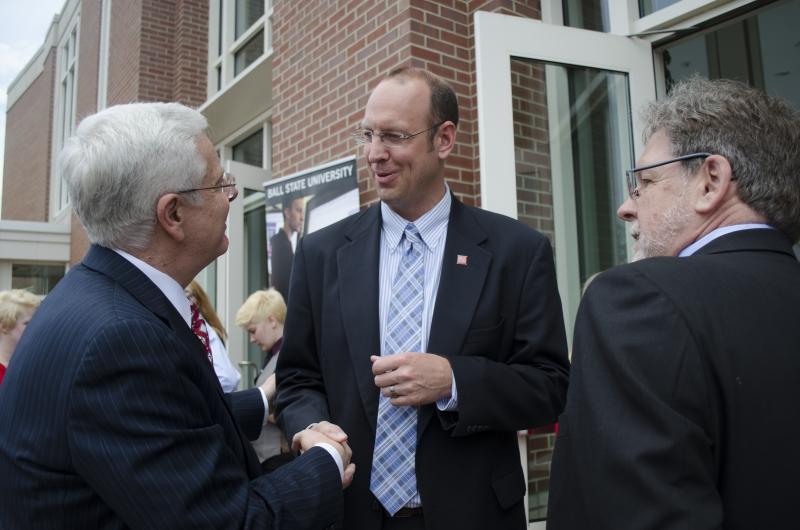 Current University of Maine President Ferguson plans on head start at Ball State