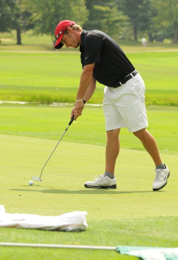 MEN'S GOLF: Cardinals in 12th after first day of Rio Pinar Invitational
