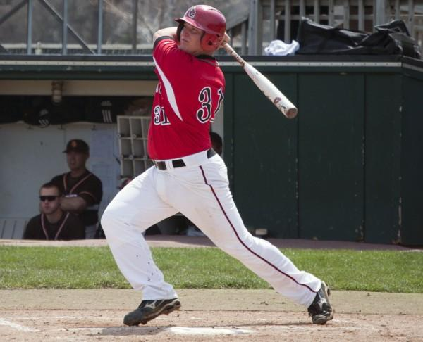 BASEBALL: Freshman has career day with 10 RBIs