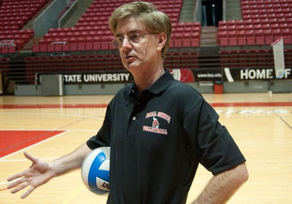 WOMEN'S VOLLEYBALL: Ball State's Shondell sets his sights on the NCAA Tournament