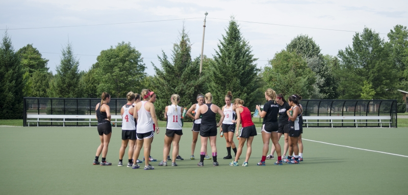 FIELD HOCKEY: Team falls in overtime at Ohio State