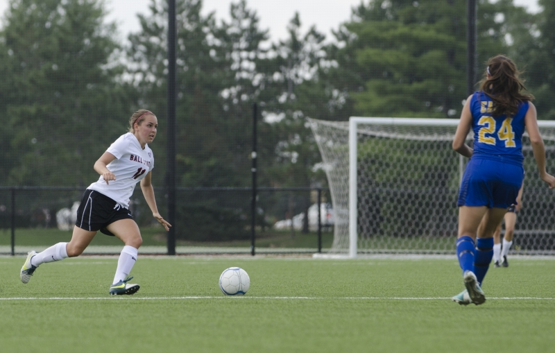 SOCCER: Cardinals set to travel for pair of Mid-American Conference matches