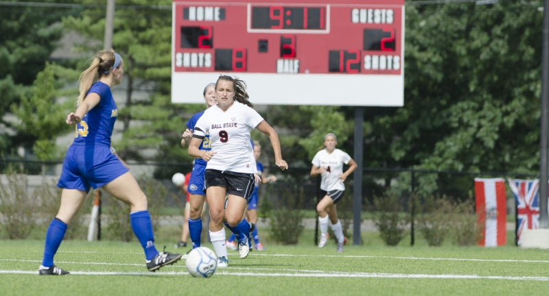 SOCCER: Team prepares for conference play