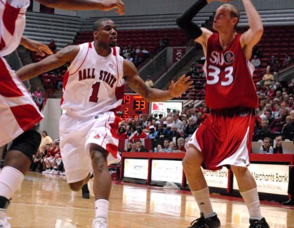 MEN'S BASKETBALL: Ball State ready to host No. 23 Butler