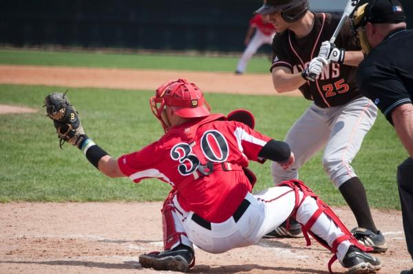 BASEBALL: Ball State wins series