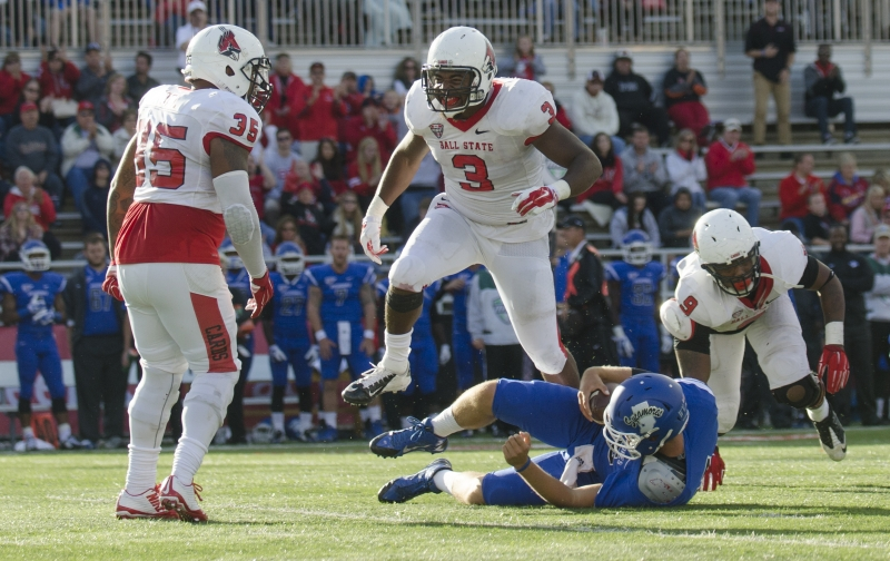 FOOTBALL: Senior Day impacts Cardinals