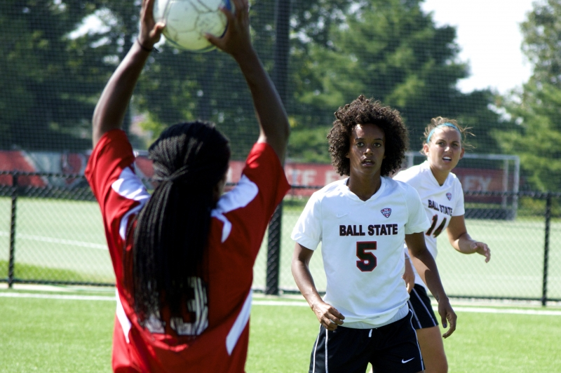 SOCCER: Senior Day a success for Cardinals