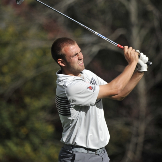 Men's golf alumni take next step