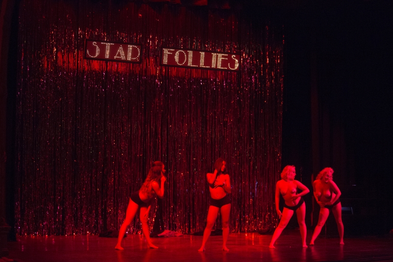 Burlesque show to entertain muncie locals, students