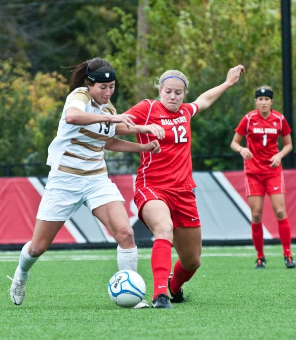 SOCCER: Draw a let down for Ball State after 1-0 win over Eastern Michigan