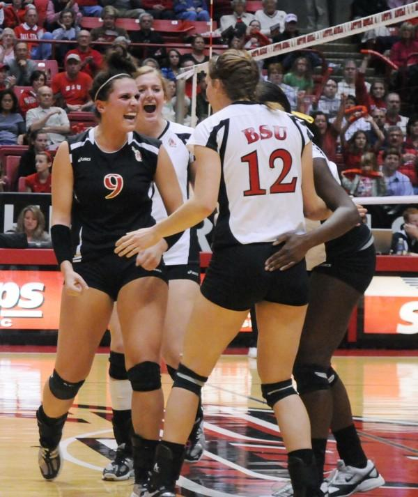WOMEN'S VOLLEYBALL: Ball State's dream season not complete yet