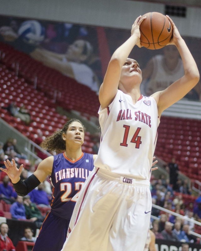 Ball State women's basketball looks to bounce back against Chicago State