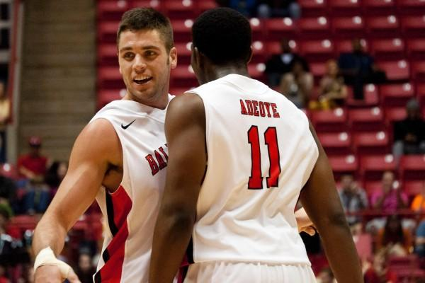MEN'S BASKETBALL: Ball State gets win over Toledo from last second basket
