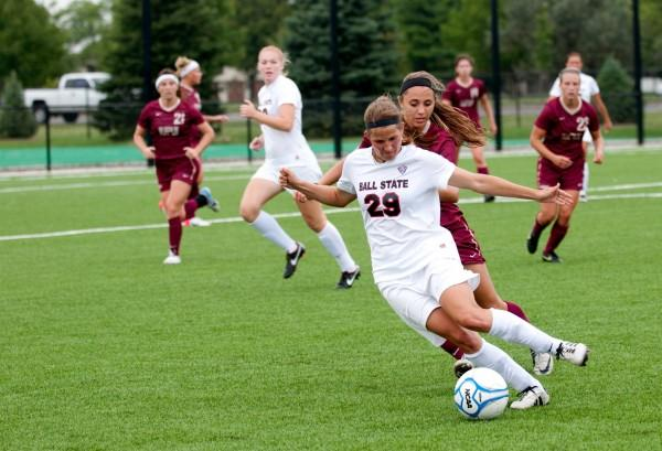 SOCCER: Ball State falls to in-state rival IUPUI