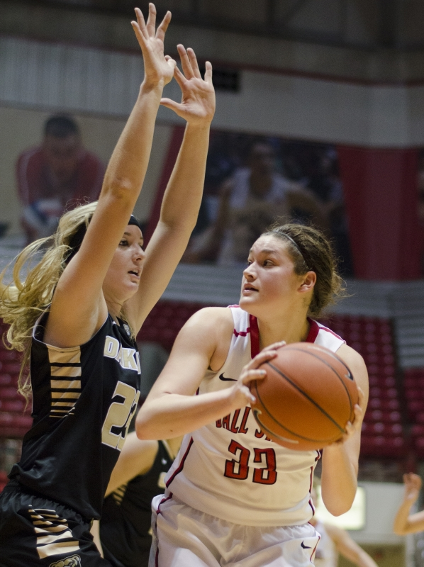 Ball State women's basketball drops 9th consecutive season opener