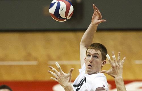 MEN'S VOLLEYBALL: Ball State Students urge for more attendance for men's volleyball game against Ohio State